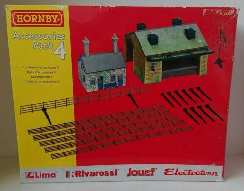 Hornby OO Gauge R8230 Accessories Pack 4 NEW