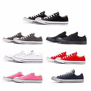 f570fd8d6329 Converse Chuck Taylor All Star Ox Low Top Shoe Men Women Unisex ...
