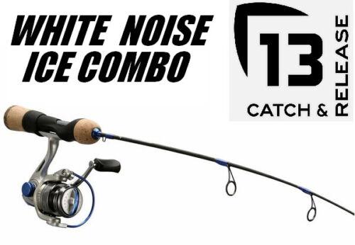 """13 pêche Bruit Blanc 26/"""" Moyen De Pêche Sur Glace Combo WNC2-26M"""