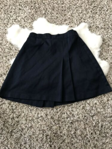 All Uniform Wear Girl Skirt School Uniform Sz 6X