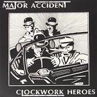 Major Accident Clockwork Heroes Double LP RSD 15 Release White Vinyl 23 Track Do