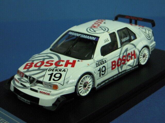 Hpi 1 43 Alfa Romeo 155V6 TI  19 1996 ITC Bosch de Japón