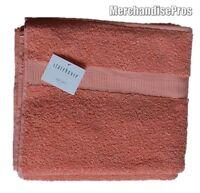 2 Pc Storehouse 'mellon' Bath Towel Set 30x54 100% Cotton