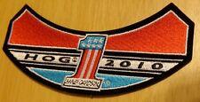 New HOG 2010 Harley Davidson Owners Group PATCH dyna XL flhrc flhx flhtcu flhr