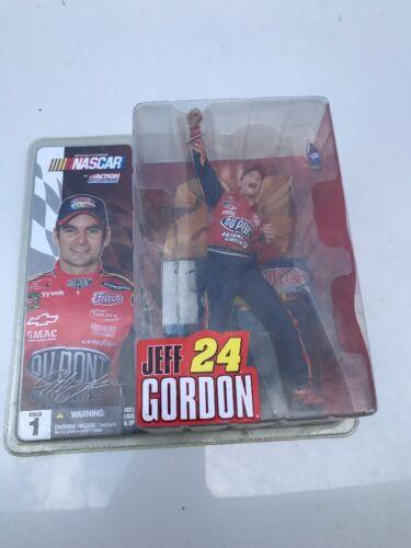 NASCAR Jeff Gordon #24 Action McFARLANE Figurine Series 1