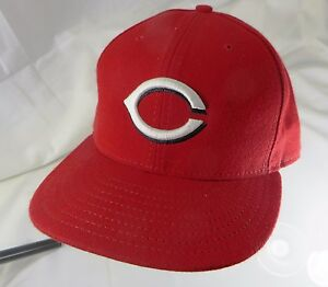 Cincinnati-Reds-Baseball-Cap-Hat-59Fifty-New-ERA-Authentic-MLB-Baseball-Hat