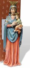 Our Lady of Perpetual help, Virgin Mary large figurine , stands 32cm high