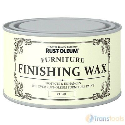 Rust-Oleum Chalky Finish Wood Furniture Paint Smooth Matt Coating Water Based