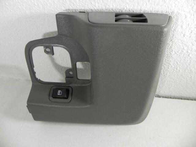 Genuine GM 10420343 Door Armrest Switch Mount Plate Front