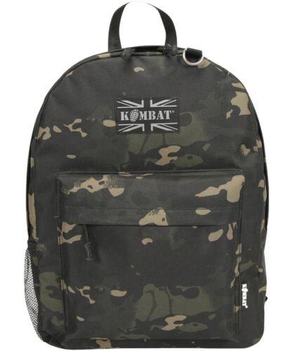 18ltr DETECNICKS LTD - Metal Detecting NEW Street Backpack Camo Black