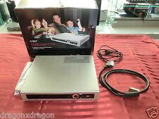 T-Home Media Receiver X301T Silber in OVP inkl. FB, 160GB HDD, 2J. Garantie