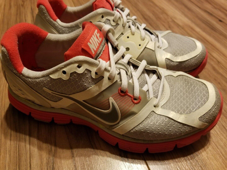 NIKE LUNARGLIDE TRAINING RUNNING WALKING Women's shoes Size 7 US  RN 366645-018