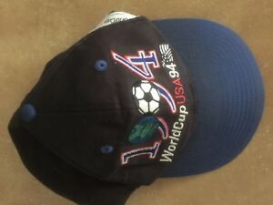 e1797c9f698 Brand New Vintage 1994 USA World Cup Soccer Baseball Cap Collectible ...