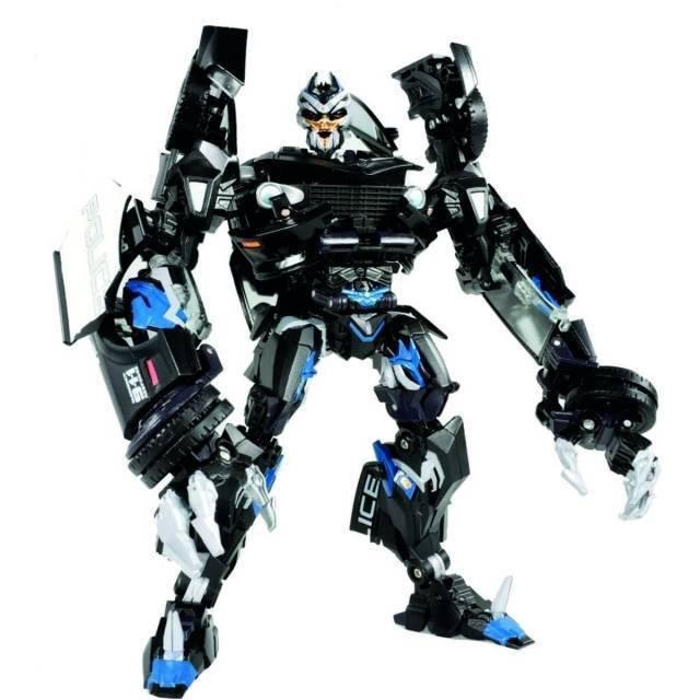 Hasbro transformatoren meisterwerk filmreihen mpm-05 barrikade neu neue