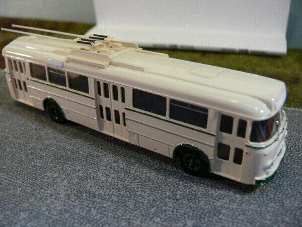 1 87 HB Henschel HS 160 OSL 1960 O-Bus Solingen Handarbeit