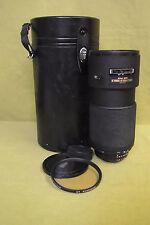 Objektiv - Nikon ED -  AF Nikkor - 80-200 mm - 1:2.8 D + Rodenstock Nr. 1A