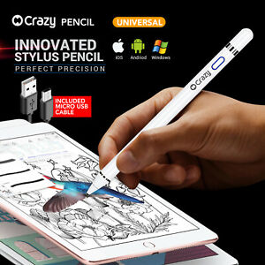 Capacitive-Stylus-Pencil-Touch-Screen-Pen-For-Apple-iPad-iPhone-Tablet-Galaxy