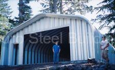 New Listingdurospan Steel 25x60x13 Metal Garage Home Shop Diy Building Kits Factory Direct