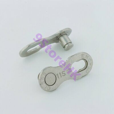 2 Pairs KMC CL555 KMC Missing Link Chain Connetor for 11 Speed
