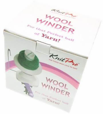 Garnwickler  10941 Knitpro Wollwickler Wool Winder