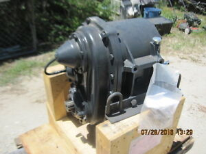 Details about Mack TC25 transfer case never installed 6x6 military cement  wrecker crane AWD