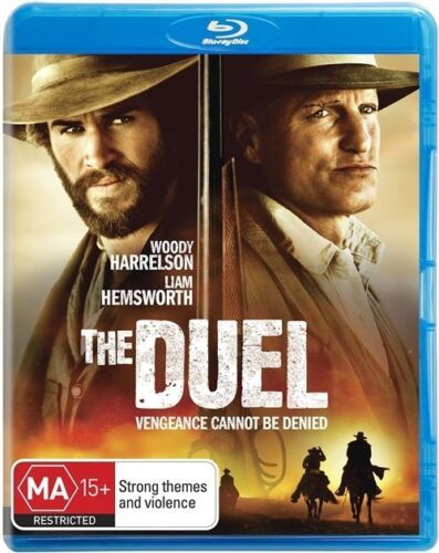 1 of 1 - The Duel (Blu-ray) Drama, Western, Action, Woody Harrelson, Liam Hemsworth