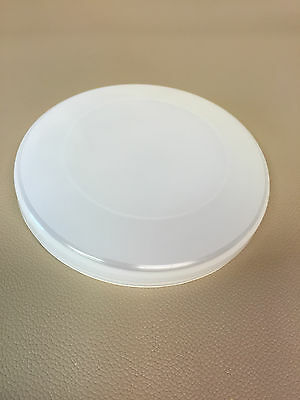 """1998-2011 FORD CROWN VICTORIA 5/"""" POLICE TICKET DOME LIGHT LENS 77-570 LOT OF 2"""
