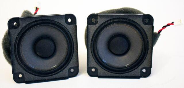 /& 2 Speakers PAIR of Tested Original Bose Sounddock Series I