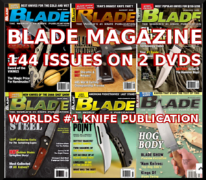 BLADE-MAGAZINE-144-ISSUES-ON-DISK-1997-THRU-2005-SURVIVAL-MILITARY-KNIFES-PDF