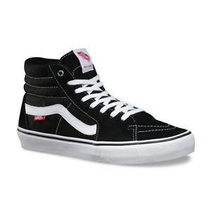 bianco da Vans nero Hi Scarpe di 'sk8 skateboard Pro' 8xwdFgY