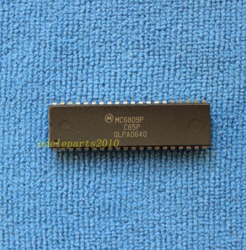 5pcs MC6809P IC MOTOROLA DIP-40