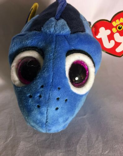 FREE SHIPPING Finding Dory Ty Beanie Boos w//Sparkle Eyes MWMT New Harvest