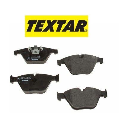 For BMW E90 E92 E93 Sedan Coupe Convertible Front Disc Brake Pad Set OEM Textar