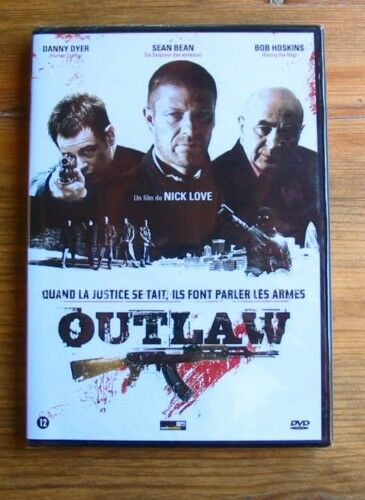 DVD OUTLAW - Danny DYER / Sean BEAN - NEUF