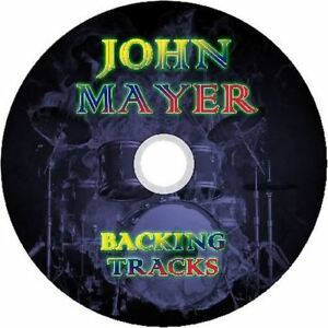 JOHN-MAYER-GUITAR-BACKING-TRACKS-CD-BEST-OF-GREATEST-HITS-MUSIC-PLAY-ALONG-MP3