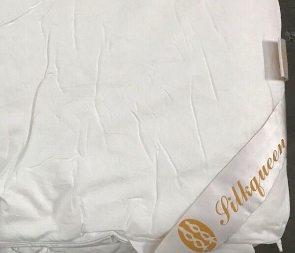Silkqueen All Natural Mulberry Full Size Silk Comforter -holiday Special