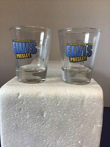 A Set of 2 Dukesof Hazard Shot Glasses