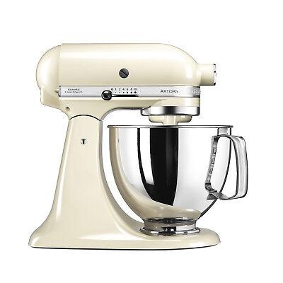 KitchenAid Artisan 5KSM125BAC 4.8 L Stand Mixer - Almond Cream
