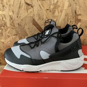 Nike-Air-Huarache-Utility-Base-Grey-Light-Ash-Grey-Size-9-New
