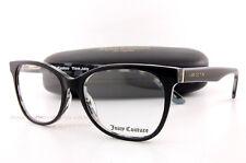 Brand New Juicy Couture Eyeglass Frames 170 WR7 Black Havana For Women