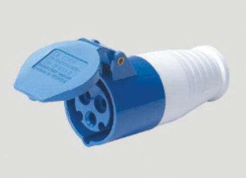 240 Volt 16 Amp Blu Presa elettrica industriale Donna CAMPEGGIO CAMPER