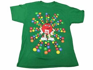 M&M's Group Costumes. Pick your favorite M&M from our collection of costume T-shirts. Whether you want to support a team, or just be one of the M&Ms, these awesome T-shirts is the right pick for you!