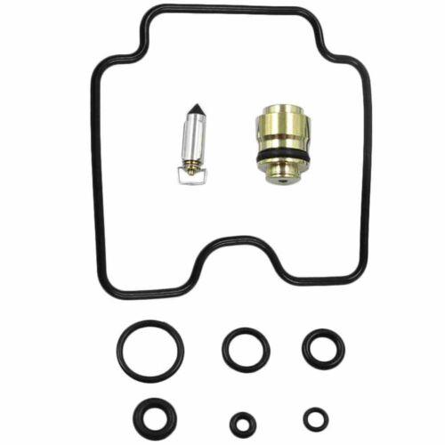 Lower Bowl Carb Carburetor Rebuild Kit for Yamaha XVS1100 V-Star VStar 18-5192