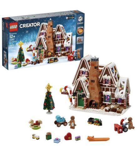 LEGO Creator 10267 GINGERBREAD HOUSE  Winter Village Brand New Sealed Box