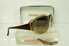 Originale Sonnenbrille CHRISTIAN ROTH Titan CR 14288 BE