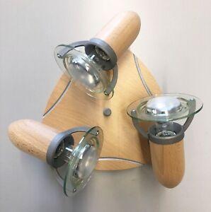Mondilux-Deckenspot-Deckenleuchte-3-flammig-Holz-Lampe-Leuchte-UVP-79-2560057