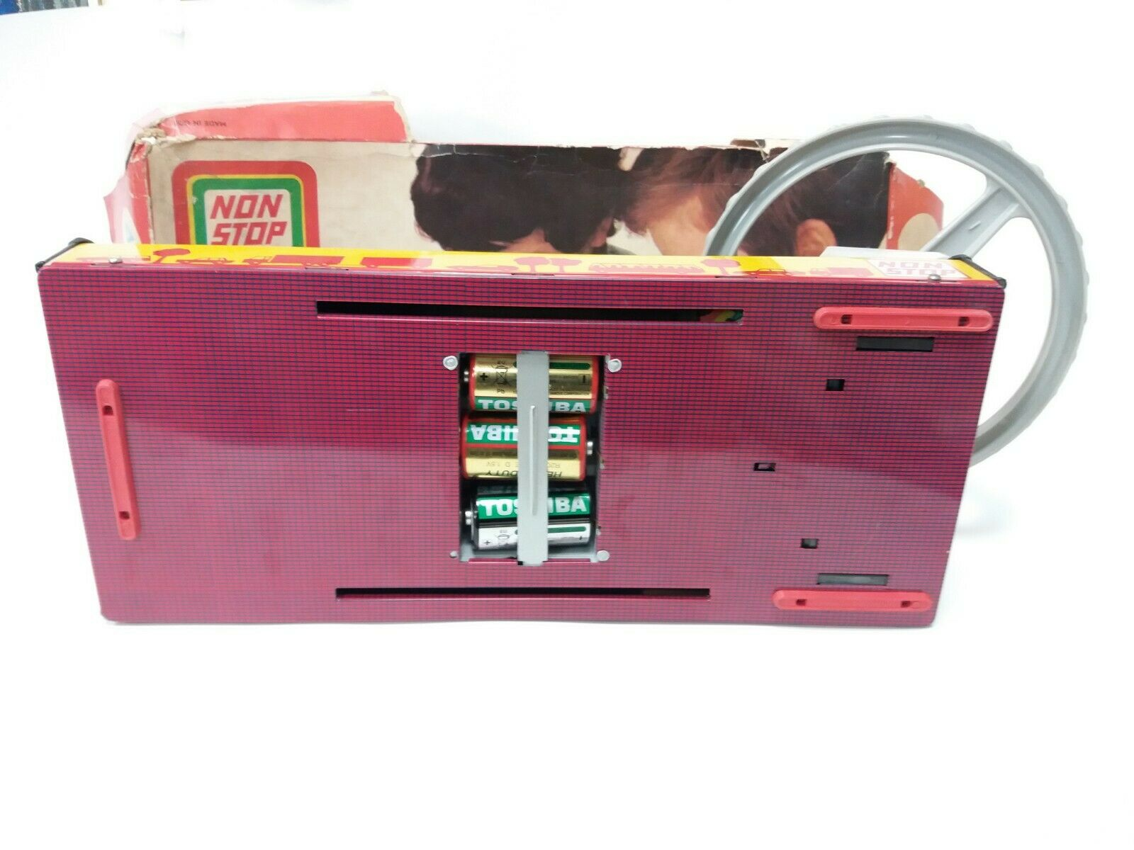 VINTAGE VERY RARE ELECTRO AUTODRO MS BRANDENBURG BRANDENBURG BRANDENBURG TOY GDR 1960 BOARD GAME + BOX 1cc43d