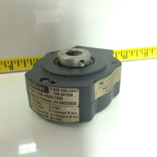 HOHNER ENCODER IN85-12GS-H5A0-1000