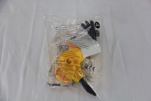 2017 Burger King Angry Birds Chuck Toy New In Bag