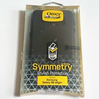 Otterbox Symmetry Case Samsung Galaxy S6 Edge+ Plus Black Brand